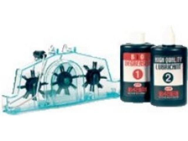 Pračka řetězu BARBIERI + čistič,olej