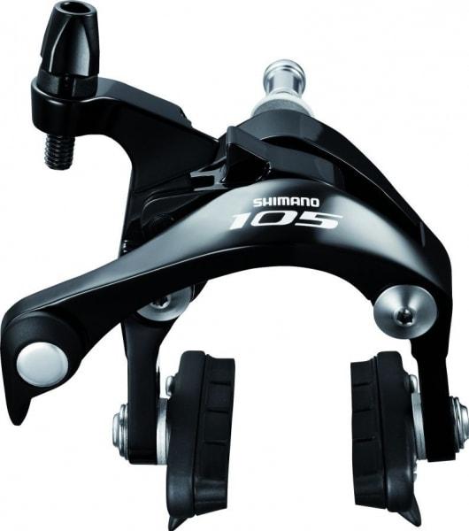 Brzda Shimano 105 BR-5800 zadní černá 51mm original balení
