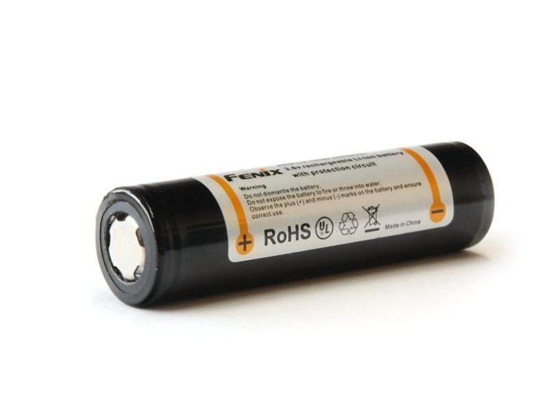 Baterie 18650 Fenix (Li-Ion) 2600mAh