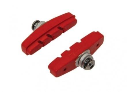 Špalíky Alhonga silniční šroub 50mm červené
