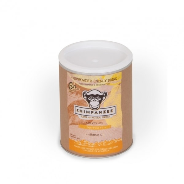 Nápoj Chimpanzee Gunpowder Energy 600g citron