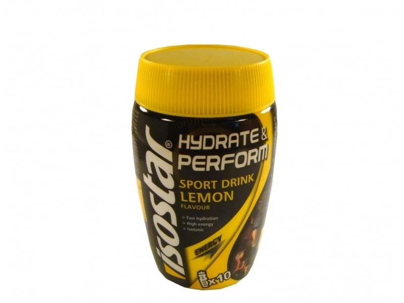 Nápoj ISOSTAR Hydrate & Perform 400g antioxidant lemon