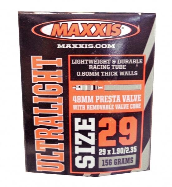 Duše MAXXIS Ultralight 29'x1.90-2.35 (50/60-622) FV/48mm