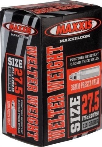 Duše MAXXIS Ultralight 27.5'x1.90-2.35 (48/60-584) FV/40mm