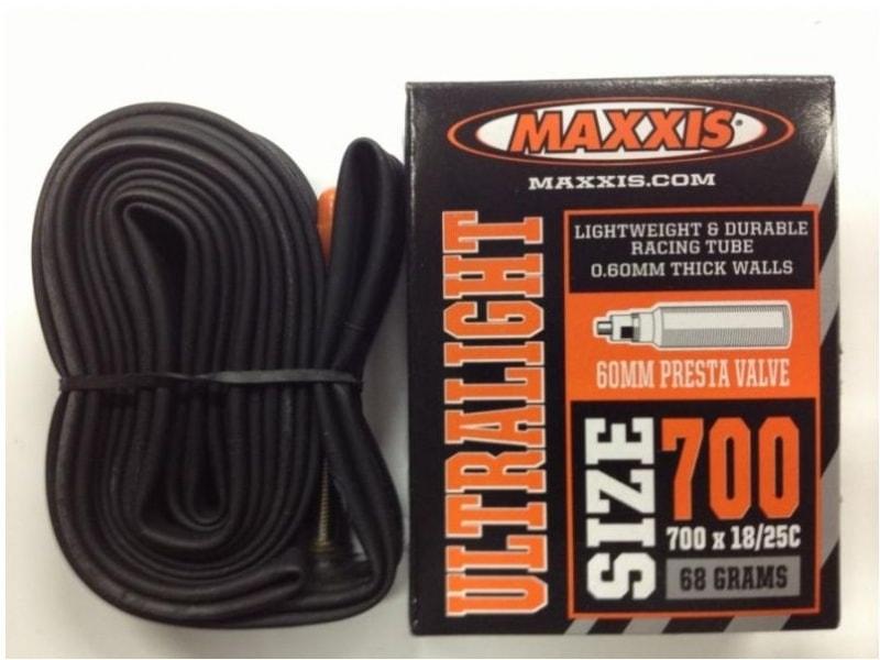 Duše MAXXIS Ultralight 28'x0.75-1.00 (18/25-622) FV/48mm