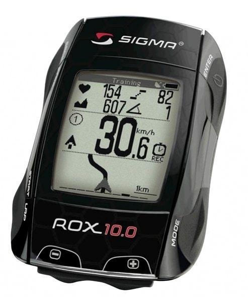 Computer SIGMA ROX 10.0 GPS BASIC černý