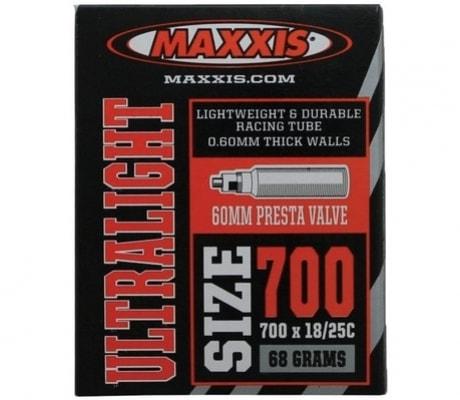 Duše MAXXIS Ultralight 28'x0.75-1.00 (18/25-622) FV/40mm