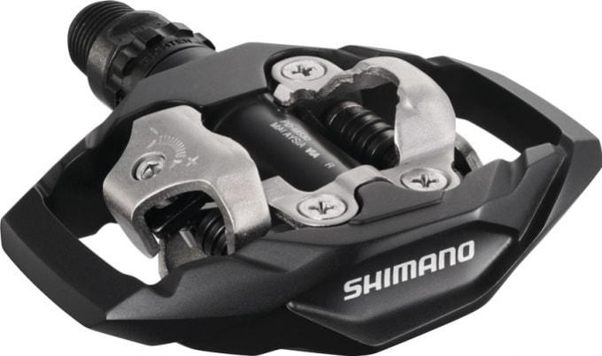 Pedály nášlapné Shimano PD-M530 MTB černé original balení